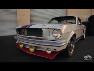 Petrolicious: The Martini Mustang is Loud & Fast Art BMIRussian