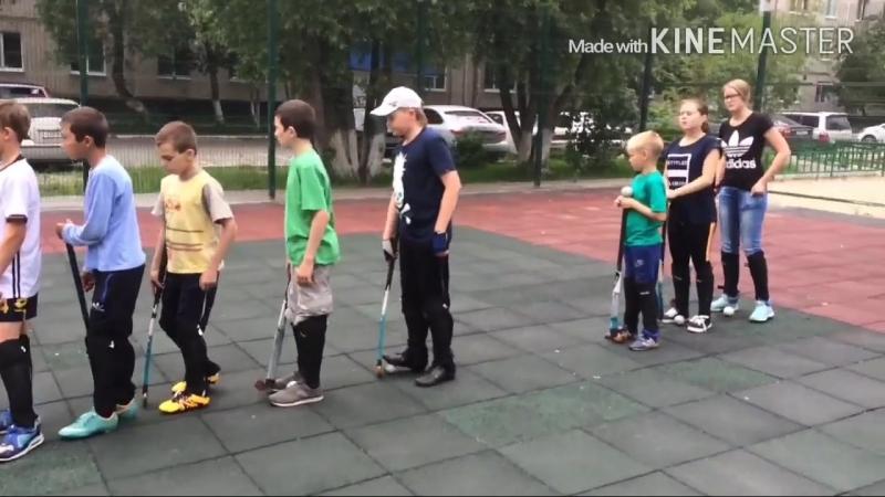 Секция Хоккей на траве в ДЮЦ Вероника
