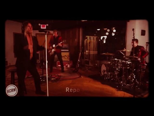 Iggy Pop Repo Man Studio 2016