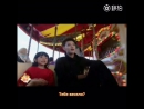 【РУСС. САБ】151124 Z.TAO riding whirligig with beibei