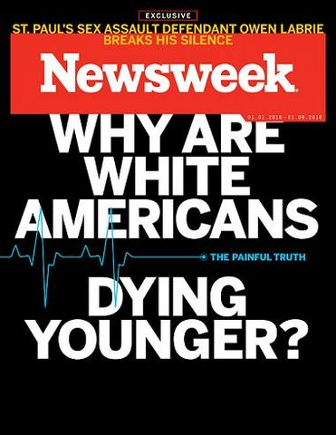 Newsweek – 1 January 2016