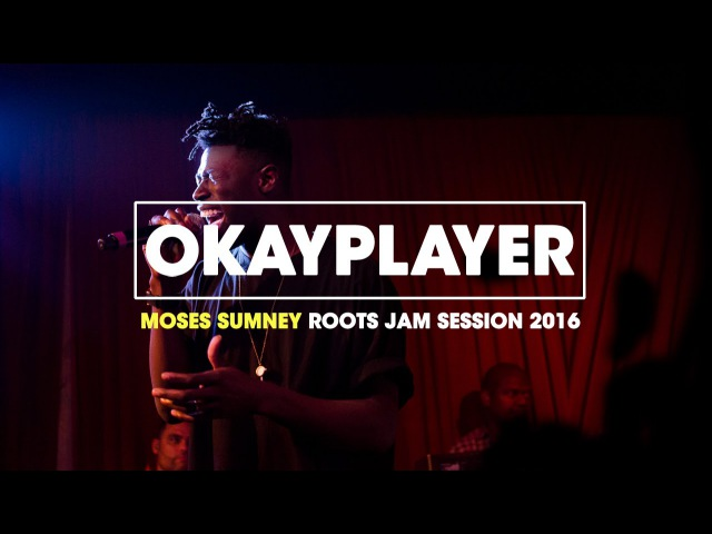 Moses Sumney Say Yes Floetry cover Roots Jam Session