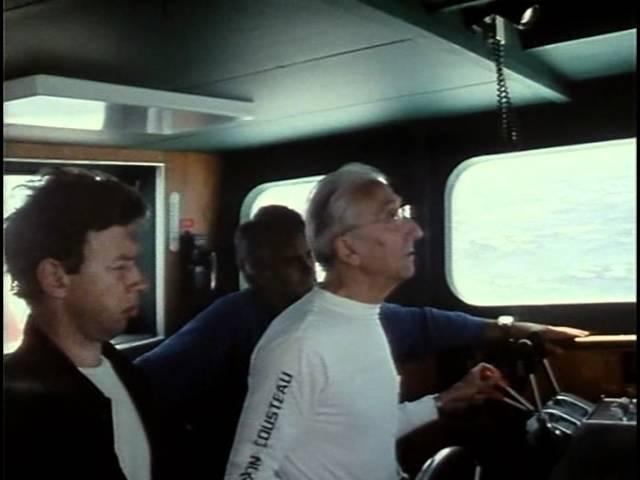 60 Одиссея Жака Кусто Алкиона