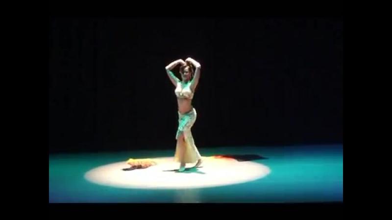 Noite da Dança II Samya Farhan