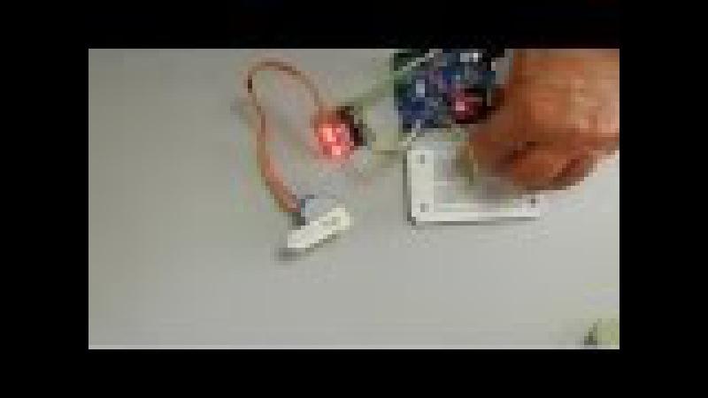 Как подключить шаговый двигатель 28BYJ 48 к Arduino