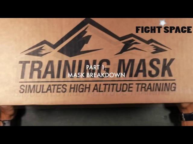 Elevation Training Mask 2.0 инструкция в русской озвучке