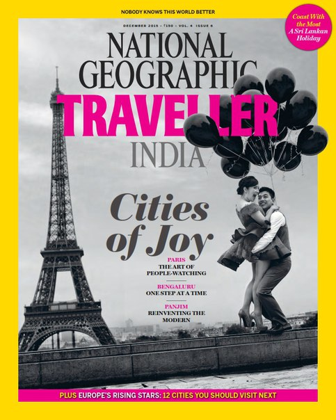 National Geographic Traveller India - December 2015