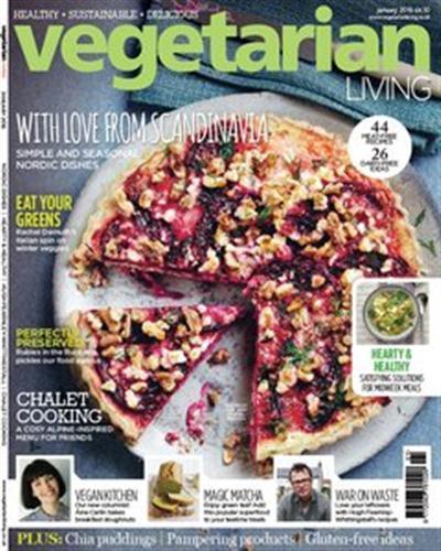 Vegetarian Living - January 2016