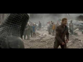 Танцевальная Битва / Ронан vs. Звёздный Лорд Стражи Галактики / Guardians Of The Galaxy