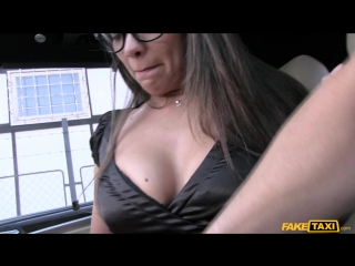 Ellie springlare back ally fuck for hot nymphomaniac (pov, outdoors, car,taxi sex, squirt, handjob, cum on tits, hardcore)