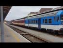 CD 843 014-2 (Vlaky Ceske drahy) R 1271 smer Pardubice hl.n. - Vlaky stanice Liberec