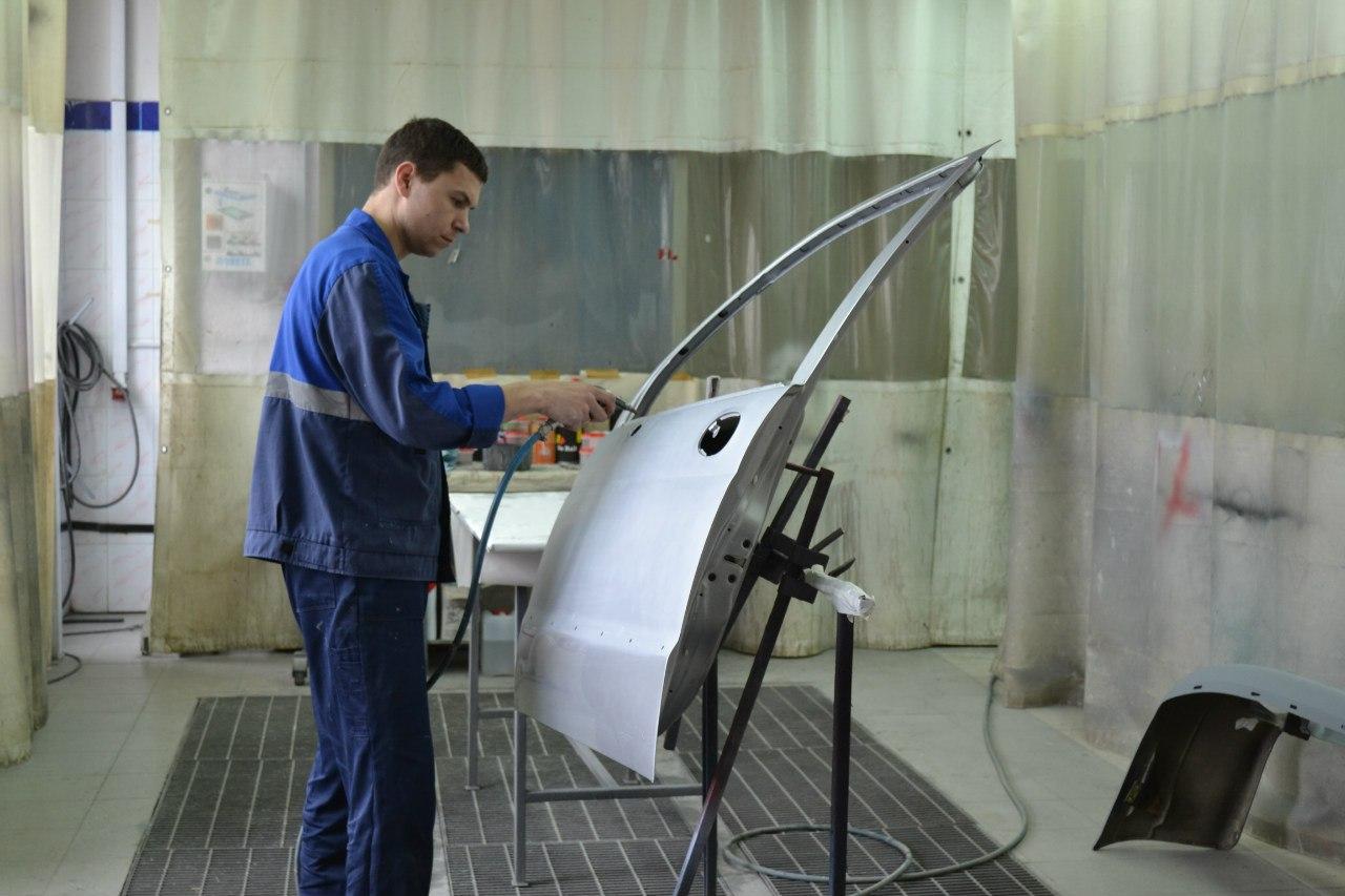 Кузовной ремонт муромавтосервис