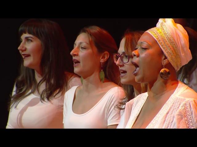 The music of Santeria Πangea World Music Center TEDxAthens