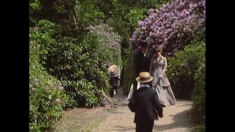 Беркли сквер 1998 2 серия из 10 Страх и Трепет