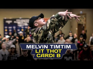 Melvin TimTim @ RDF16 ✪ Project818 Festival ✪ Where Ya At ✪ Chapkis Dance Family, LAST