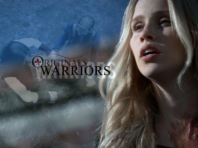 ▶️ the originals   warriors [hyxbrid] [4x13]
