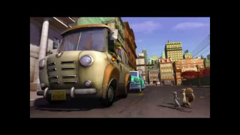 Орехи и Грабители мультфильм про белок и грабителей