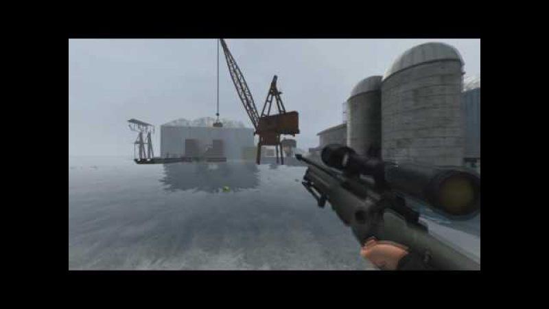 Ze icecap escape v5 for USA Frag CS S