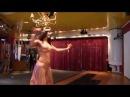 Восточная Симфония 2013 Мила Шевелёва (MILARAKSA) Бессаме Мучо Танец с Канделябром