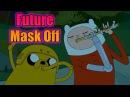 Best cartoon network future mask off meme challenge funny video adventure time