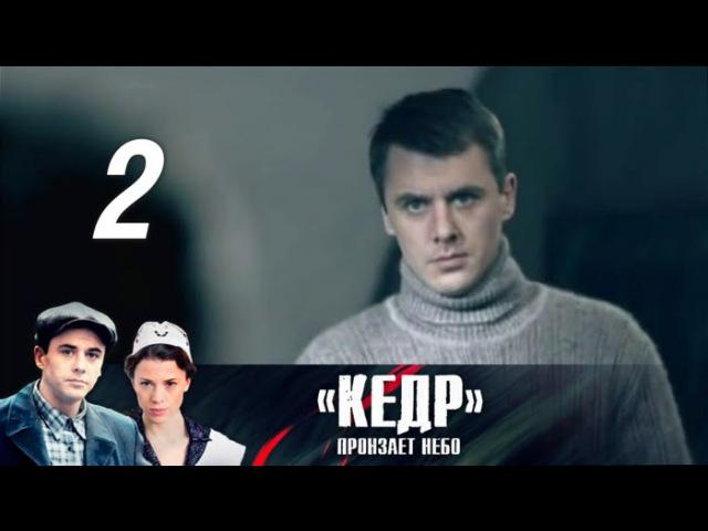 Кедр пронзает небо Серия 2 2011 @ Русские сериалы