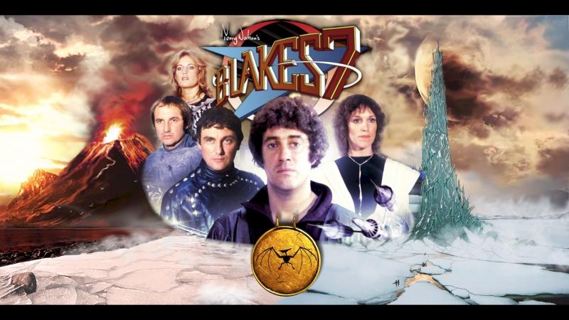 Семёрка Блейка Blake's 7 01 сезон 11 серия 1978 Перевод ДиоНиК