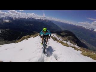 100% Vittorio Brumotti - Summit on Road bike