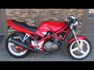 Покупка мотоцикла Suzuki bandit(и первый выезд)