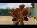 Белка и Стрелка - Озорная семейка - Тимуровцы - Мультфильмы для детей