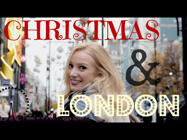 What is London like at Christmas? | English Listening Practice