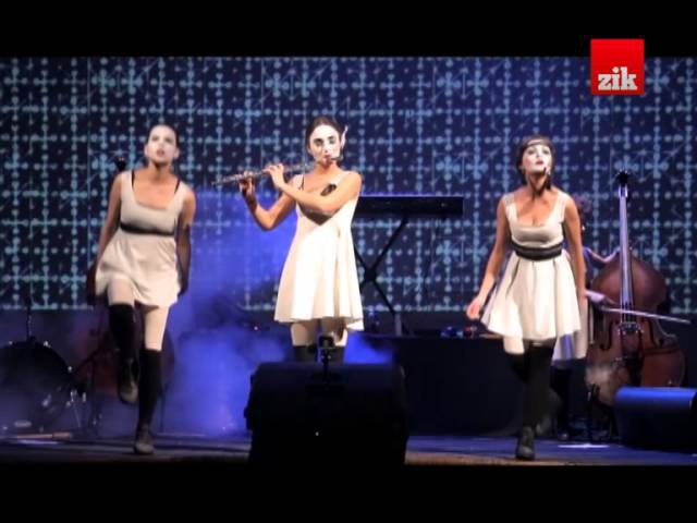 DAKH DAUGHTERS Live from Lviv 17 12 2014 full concert