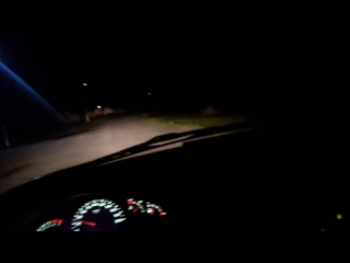 Машина.ночь. свет. музыка. идеально 👌
