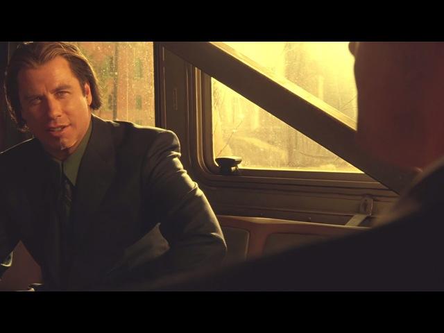 Сильный диалог в автобусе Пароль Рыба меч 2001 сцена 8 9 HD