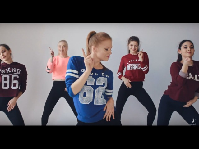 Sean Paul Dua Lipa - No Lie CHOREO by Polina Dubkova