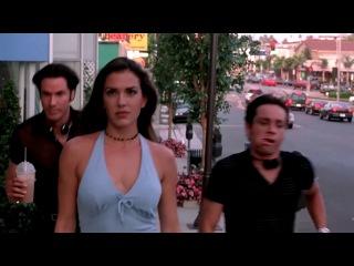 "A night at the roxbury.(1998) Walking Scene ""Bee Gees - Stayin' Alive"""