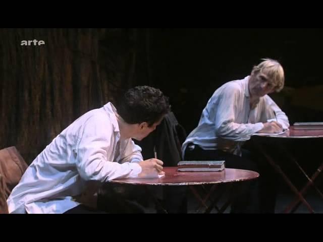 Thiérrée James La veillée des abysses сияющая пропасть, 2005г , Джеймс Тьерре, спектакль