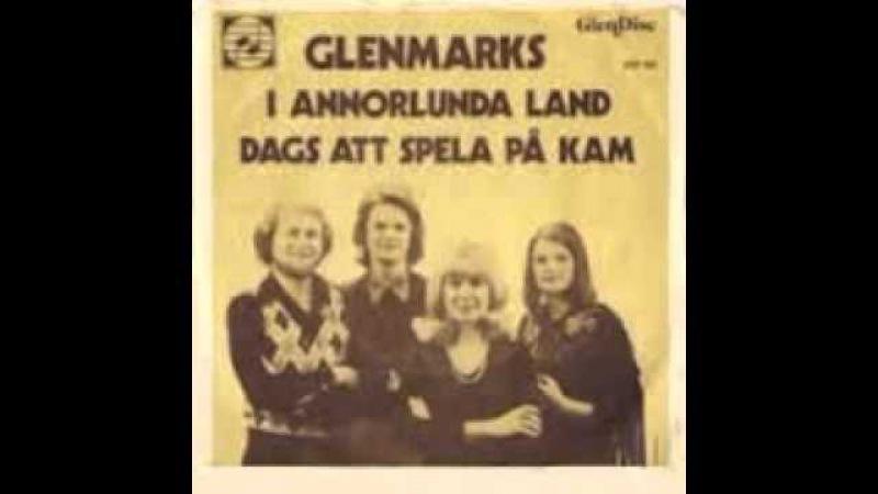 Glenmarks Dags att spela på kam