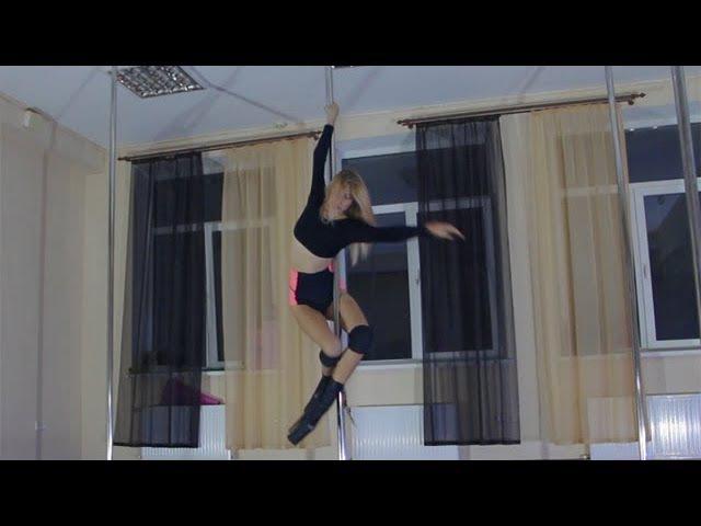 Pole Dance Elizabeth Chikina