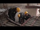 Винтовая лестница из бетона Армирование Часть 3 Spiral staircase Reinforcement Part 3