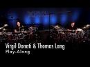 Virgil Donati Thomas Lang Jam Track