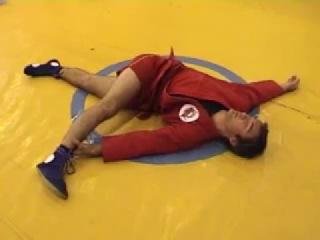 Виктор Селуянов -  Упражнения на растяжку (часть 7)
