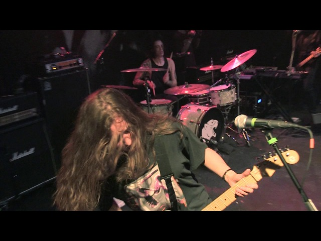 Code Orange Bleeding In The Blur live from the Rex Theater in Pittsburgh