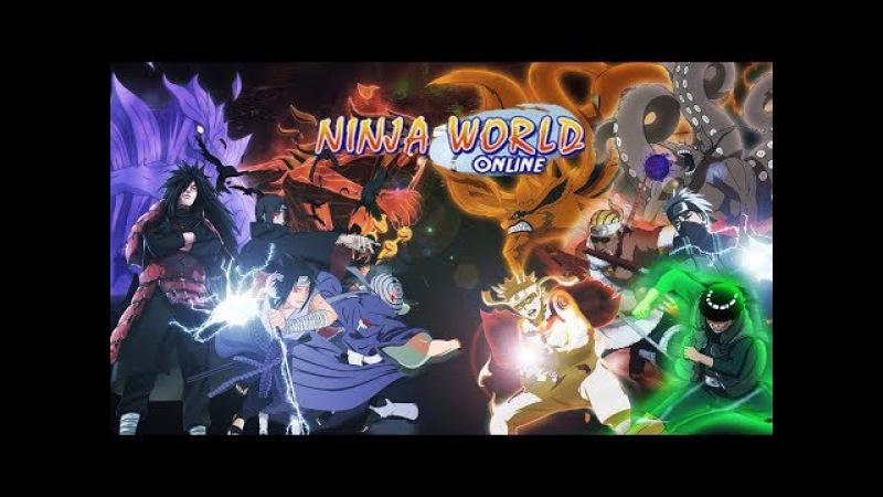Ninja World : Opogame : s341 Хаширама 9 Покупка Мадары и Обито