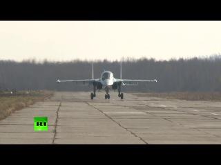 Новые бомбардировщики Су-34 поступили на вооружение в авиачасть под Хабаровском