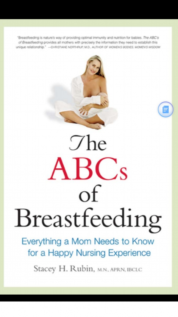 The ABCs of Breastfeeding Every