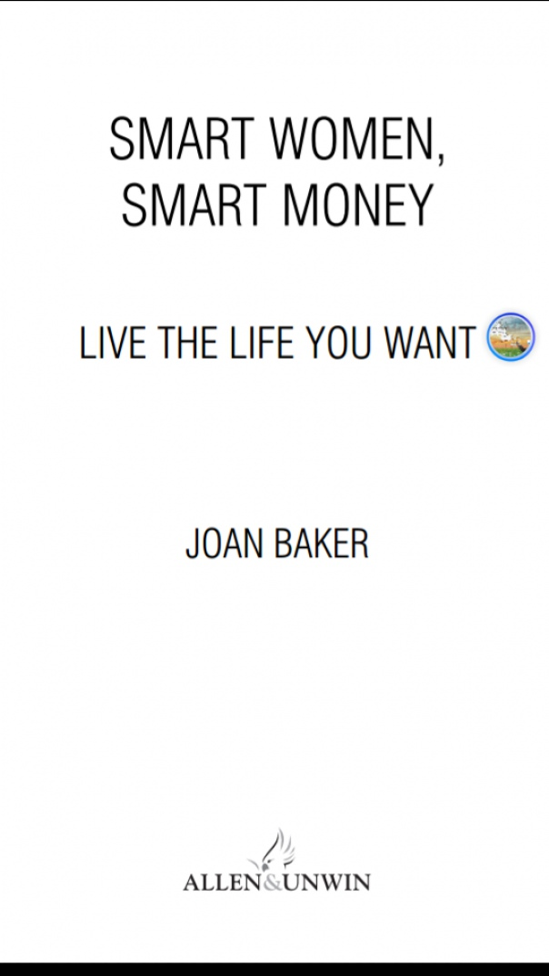 Smart Women, Smart Money Live the Life