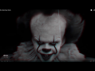 Pennywise the dancing clown🎈