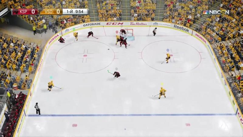 EA SPORTS™ NHL™ 18 Дмитрий Старынин