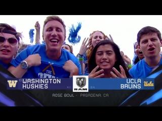 Ncaaf 2018 / week 06 / (10) washington huskies ucla bruins / en