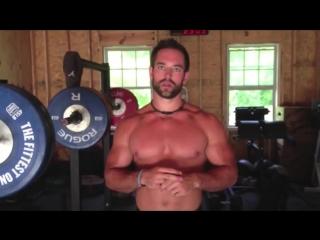 (Перевод) Рич Фронинг (Rich Froning) рассказывает о силе, выносливости и телосложении.